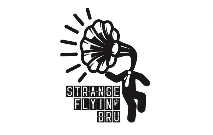 Strange Flyin Bru