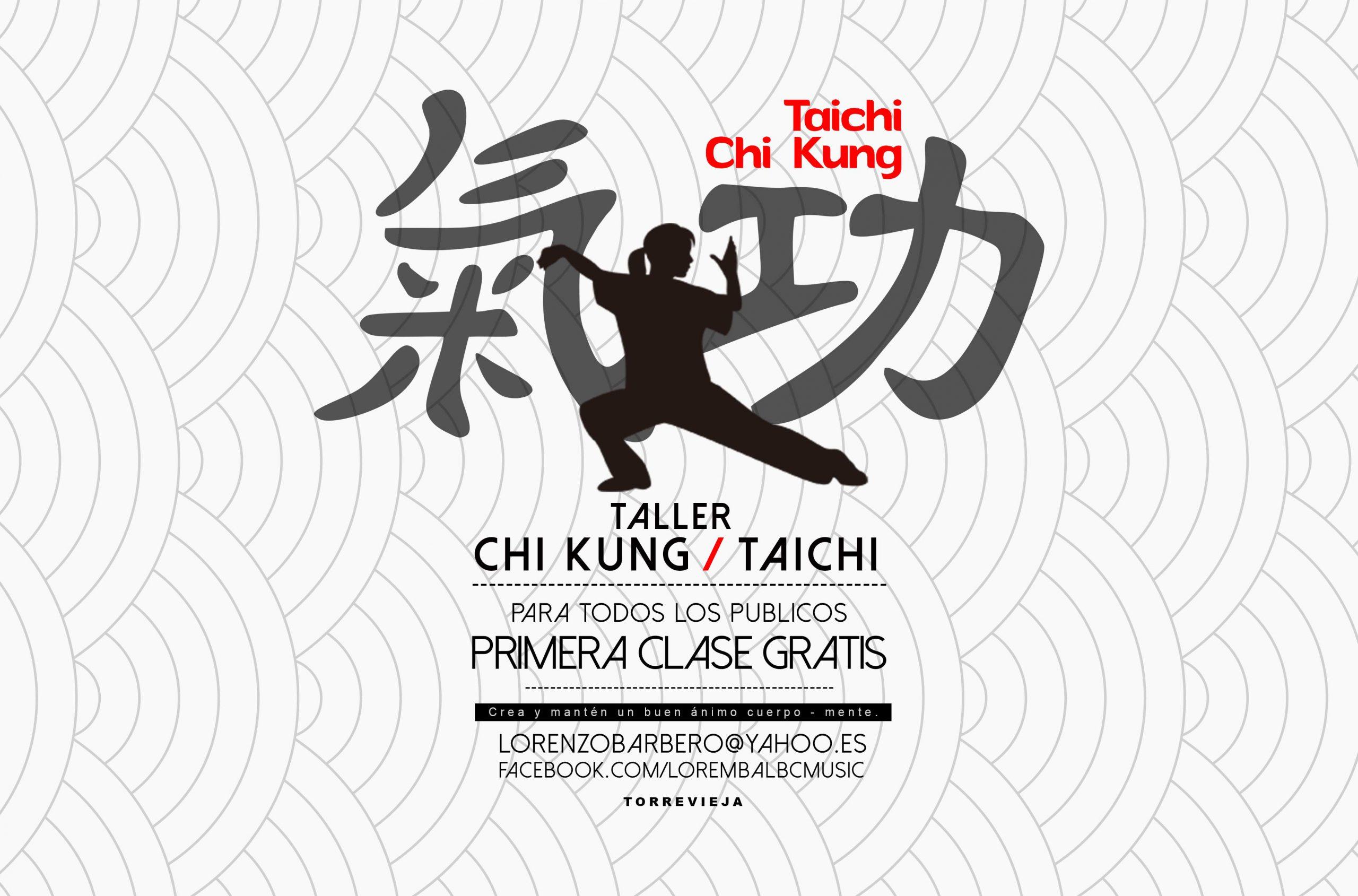cursos, murcia, yoga, chi kung